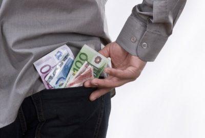 miljoona euroa