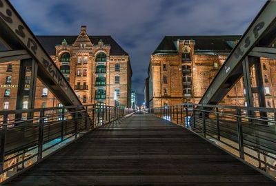 Asuntomarkkina kuva silta
